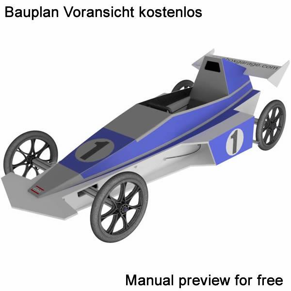 Seifenkiste Formel 1