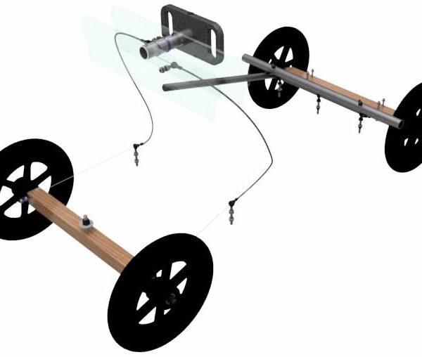Technik Bausatz für Seifenkiste