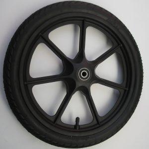 """Seifenkiste - 16 Zoll Kunststoff Rad - Soapbox - Plastic Wheel 16"""""""