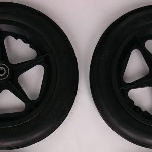 Seifenkiste - 2 x 12 Zoll Kunststoff Rad unkaputtbar - Soapbox