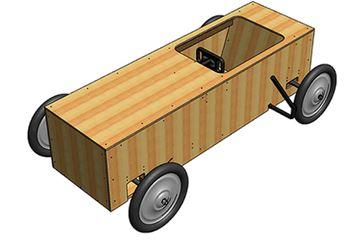 Orscheler Kist Bauplan
