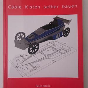 Buch zum Bau von Seifenkisten