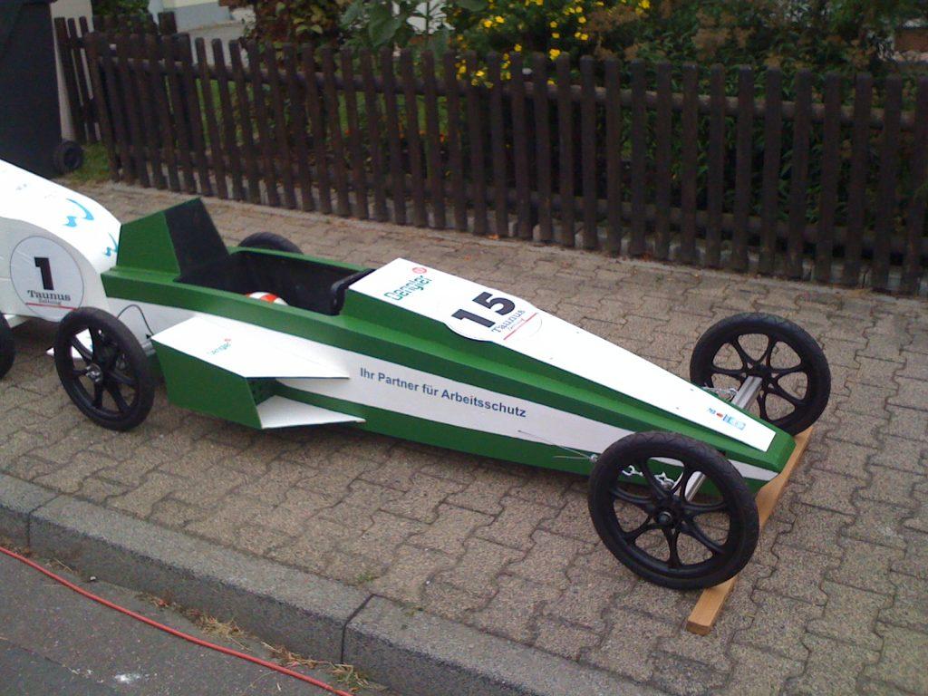 Formel-1-Seifenkiste