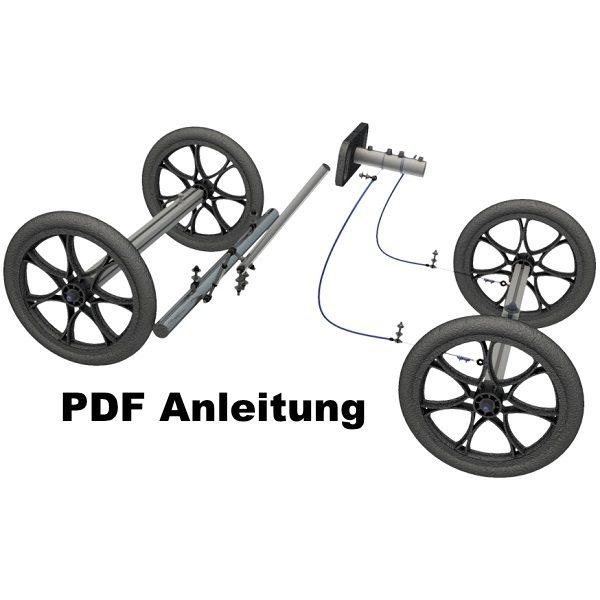 Seifenkisten Bausatz Technik Anleitung PDF [Digital] [Digital]