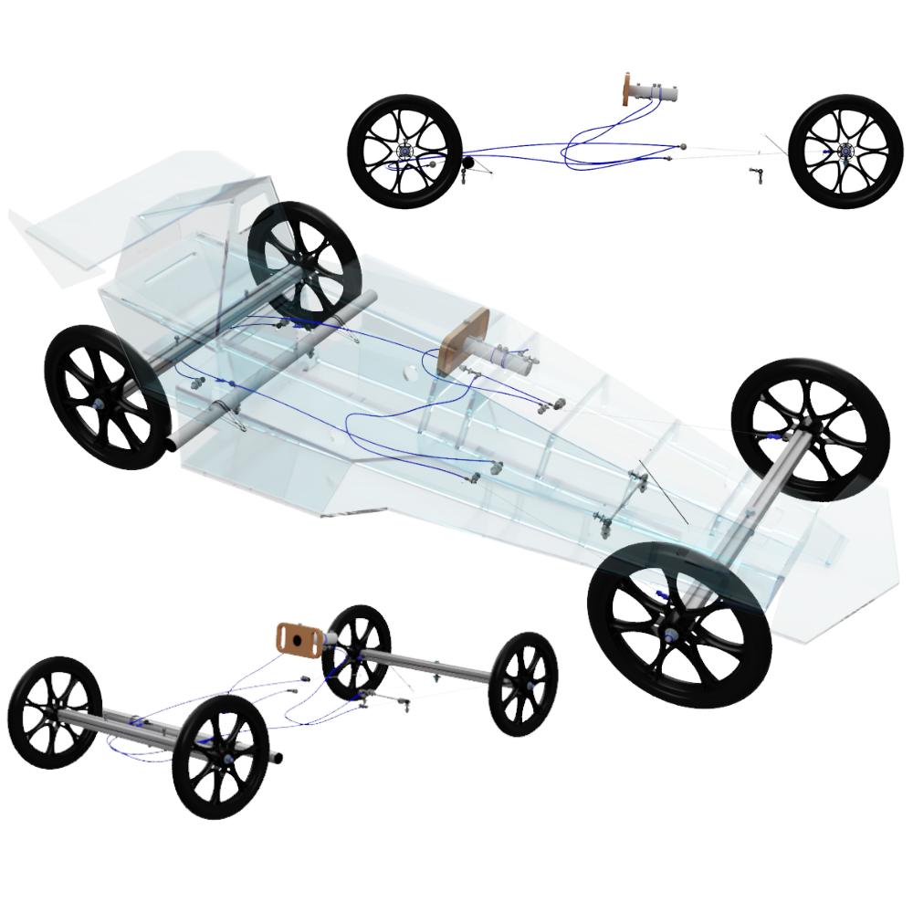 Bausatz F1 EVO